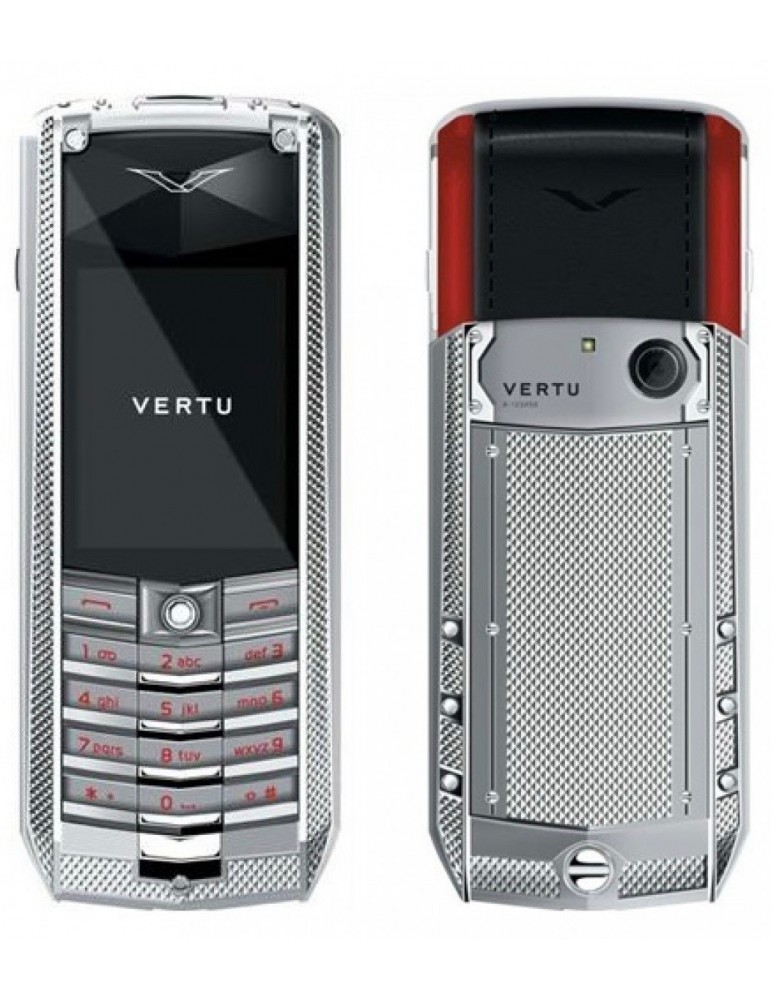 Vertu Ascent X Knurled